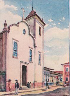 Embora produzida no século 20, a obra do artista plástico José Wasth Rodrigues (1891-1957) documenta a São Paulo dos séculos 18 e 19. É que o artista era obcecado pela São Paulo antiga. Seu trabalh…