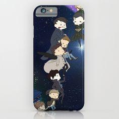Because Tardis iPhone & iPod Case