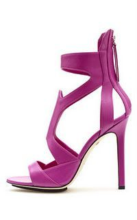 Christian Louboutin--I don't think there is a shoe I don't love from CL. Especially this color.