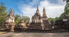 Sri Satchanalai 3 by Marco Petroi Photographer