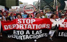 Inmigrantes en los EE.UU pedirán al Papa por una reforma migratoria
