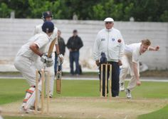 Lancashire League leaders Burnley suffered their first loss of the season on Sunday, going down to Rawtenstall by 58 runs.