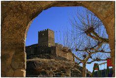 Castillo de Magaña.Soria.