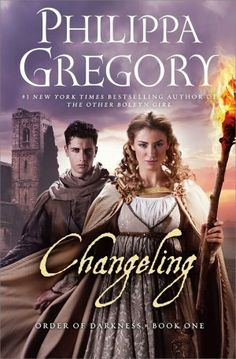 Changeling by Philippa Gregory, I'm reading this at the moment and I'm liking it so far! Of course, it's Philippa Gregory so I'm going to love it!