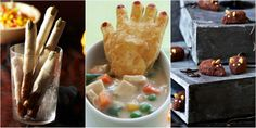These creepy foods taste better than they might appear.