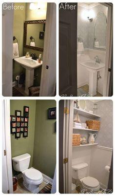 casa de fifia blog de decoração : algumas dicas para mudar o visual do seu banheiro gastando pouco
