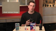How to professionally clean your DSLR camera sensor