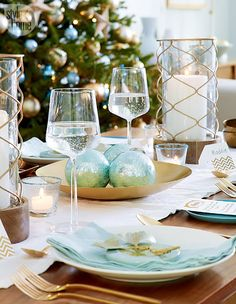 Style At Home Timeless and modern Christmas 4