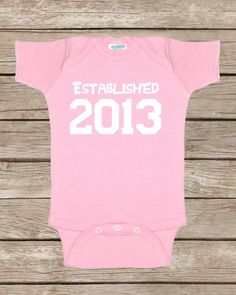 Funny Onesie  Funny Baby Onsies  Cute Onsies Girl by TheBoldBaby, $14.00. i want one of these