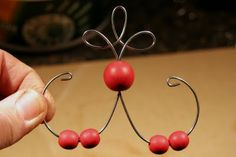 Tutorial on Christmas Ornaments and Hangers