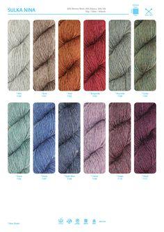 Sulka Nina : Mirasol Yarns : Designer Yarns