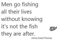 Quote about men Henry David Thoreau