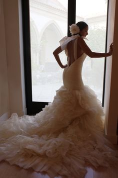 Dahlia...one of my new favorite couture gowns in our Kirstie Kelly 2012 collection! Hope you like..