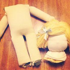 DIY Waldorf Doll