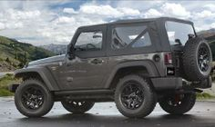 New 2014 Jeep Wrangler Willys Wheeler to celebrate the original GI Jeep..... 2 door $25,795.  See the story  http://www.examiner.com/article/jeep-brand-resurrecting-the-willys-jeep-for-2014