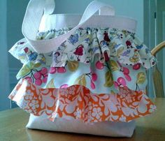 Girlifying A Cute Little Tote Bag