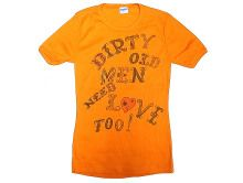 Champion tee darty old man need love too!