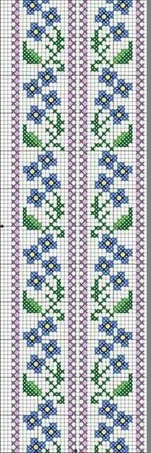 Crossstitch Edging