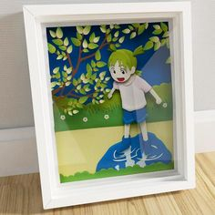 Yotsuba _  #yotsuba #toyphotography #よつばと #よつば #피규어 #kawaii #cute #manga #japan #anime #animegirl #art #fanart #girl #japanese #animeart #illustration #mangaart #artist #love #paperart #paper #handmade #papercraft #papercut #papercutting #collageart #design #papercollage #diy