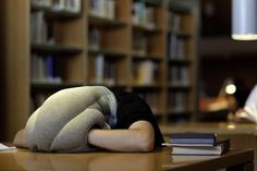 Comfortably Power Nap Anywhere With This 'Ostrich Pillow'