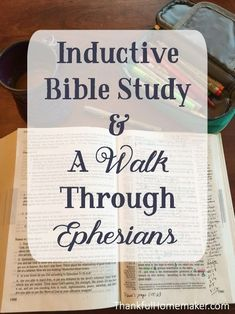 Studying a book inductively opens up spiritual riches I never realized were there. Studying a book inductively opens up spiritual riches I never realized were there. Bible Study Notebook, Bible Study Plans, Free Bible Study, Bible Study Tips, Scripture Study, Bible Lessons, Primary Lessons, Book Of Ephesians, Inductive Bible Study