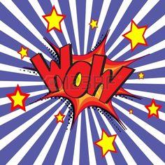 Illustration of comic bubble vector art, clipart and stock vectors. Pop Art, Comic Bubble, Graphic Artwork, Comic Styles, Arte Pop, Vintage Comics, Graffiti Art, Retro, Graphic Illustration