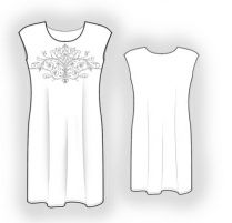 Lekala Sewing Patterns - WOMEN Dresses Sewing Patterns Made to Measure and Royalty Free