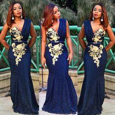 """""""Stunning ~ African fashion, Ankara, kitenge, Kente, African prints, Braids, Asoebi, Gele, Nigerian wedding, Ghanaian fashion, African wedding ~DKK"""