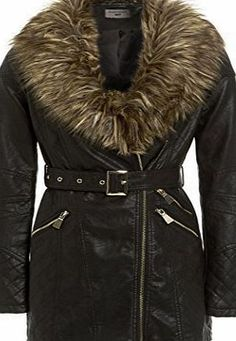 SS7 New Womens Faux Leather Fur Biker Jacket, black, Sizes 8 to 14 (UK - 12, Black) No description (Barcode EAN = 9029710070913). http://www.comparestoreprices.co.uk/latest2/ss7-new-womens-faux-leather-fur-biker-jacket-black-sizes-8-to-14-uk--12-black-.asp