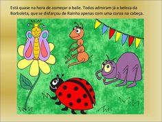 Conto de carnaval animais da-floresta