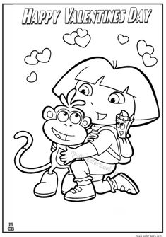 coloring pages nick magic - photo#41