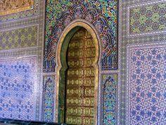 <3 Africa; Morocco; Rabat; Mausoleum of Mohammed V