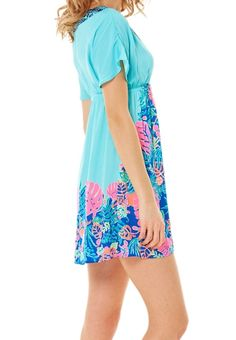 Lilly Pulitzer Meg Tunic Dress