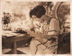 Alla Nazimova. Gorgeous photo.