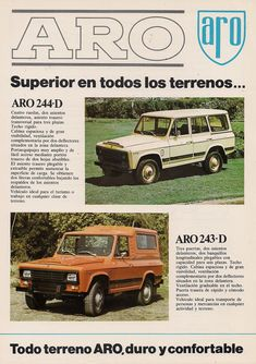 Mini Trucks, Car Advertising, Cars And Motorcycles, 4x4, Classic Cars, Nostalgia, Vintage, Motorbikes, Backpacker