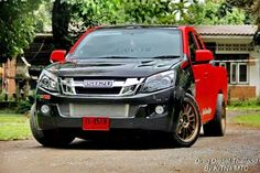 All new ISUZU D-MAX X-Series แต่ง