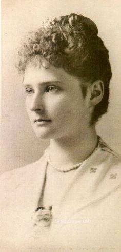 Alexandra Feodorovna (Alix of Hesse)