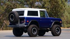 Vintage Air, Aluminum Radiator, Ford Bronco, Fuel Injection, Broncos, Cool Cars, Automobile, Monster Trucks, Auction