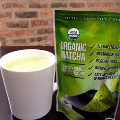 Best Smoothie Ingredients - Matcha Green Tea Powder