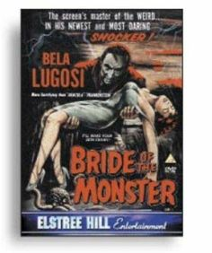 Bride of the Monster (1955) featuring Delores Fuller as Margie