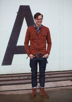 Christoph, 30, Handelsvertreter by partyonkat, via Flickr