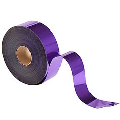 Add shine to your party by adding Purple Metallic Streamers. Four sizes are available to choose from - 1x400, 2x81, 2x400 or 4x400 feet.