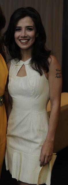 Marjorie Estiano (Photo Rio News/ AgNews)