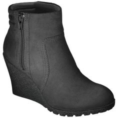 target wedge boots