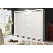 Malibu White is a high quality wardrobe with 3 doors and lots of storage Hemnes, Garage Doors, Storage, Outdoor Decor, Furniture, Home Decor, Kenzo, Lush, Mirrors
