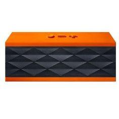 JAWBONE JAMBOX Wireless Bluetooth Speaker - Orange Graphite: Amazon.co.uk: Hi-Fi & Speakers