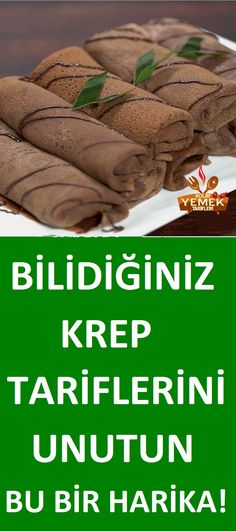 Kakaolu Krep Tarifi – Kurabiye – The Most Practical and Easy Recipes Perfect Pancake Recipe, Pancake Recipes, Fresco, Delicious Desserts, Yummy Food, Dinner Recipes, Dessert Recipes, Pancakes, Soups