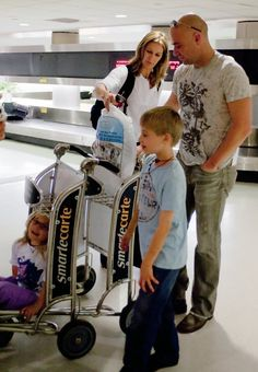 Andre Agassi and Andre Agassi & Steffi Graf - EXCLUSIVE : Andre Agassi & Steffi Graf Are Seen With Their Children Jaden & Jaz In Miami