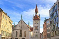 Wohnen, Leben, Nachbarschaft, Lifestyle, Kiez, Stadtteil, Bezirk, Wohnungen, Häuser, Altstadt in München, Bayern