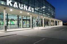 Kaunas International Airport, Lithuania - avg. WiFi client satisfaction rank 4/10. Avg. download 1.90 Mbps, avg. upload 0.4 Mbps. rottenwifi.com
